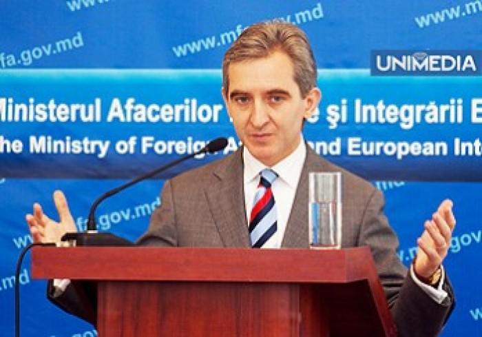 Leancă: Relația dintre Bruxelles și Chișinău -  o mişcare în două sensuri
