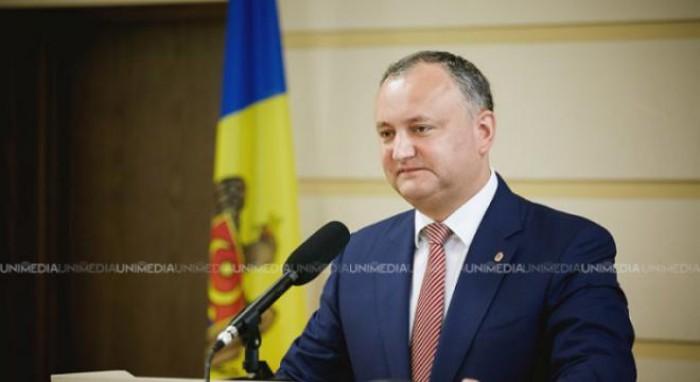 Liderul Partidului Social Democrat din Moldova nu-l va susține pe Igor Dodon la alegerile prezidențiale: Își bate joc de durerea poporului sirian