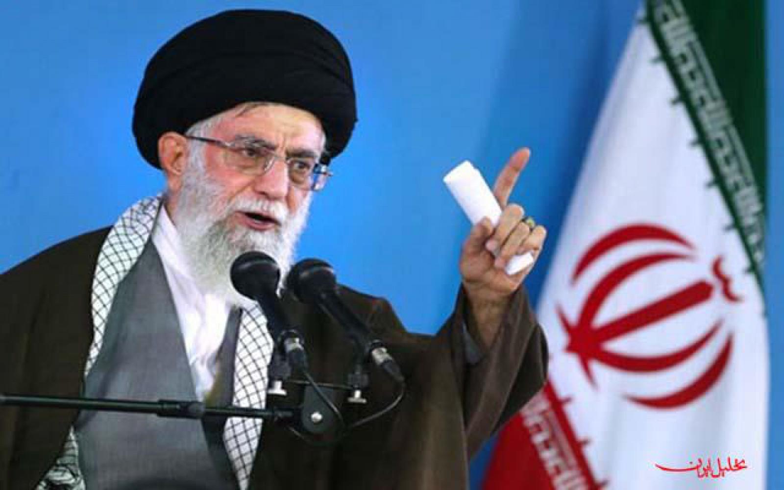 """Liderul suprem iranian, Ali Khamenei, îi califică drept """"criminali"""" pe Trump, Macron și May"""