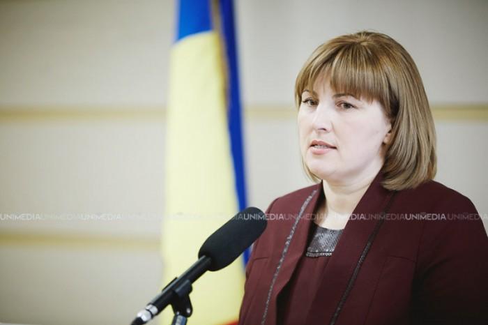 Liliana Palihovici: Am mai spus și anterior că nu voi susține un eventual proiect de implementare a votului uninominal