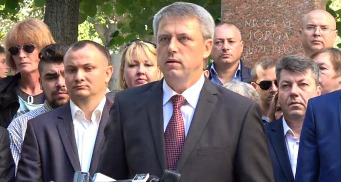 (video) Dumitru Ciubașenco se lansează în campania electorală prin prezentarea unui decret
