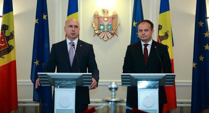 (video/update) Ședință comună Parlament - Guvern. RM va îndeplini toate condițiile impuse de UE pentru a primi cele 100 mil. de euro