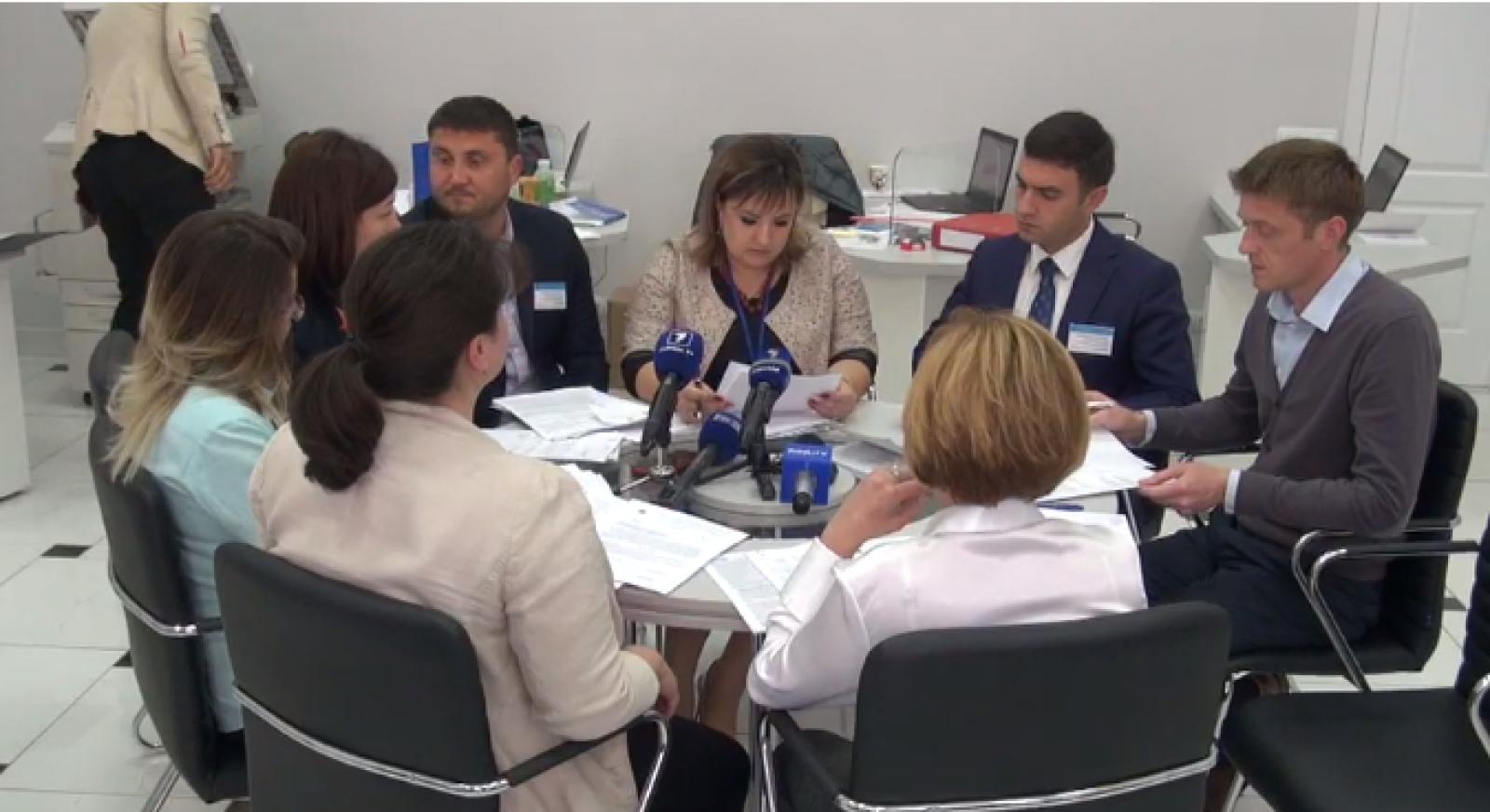 (video) Contestații împotriva lui Constantin Codreanu și Silvia Radu, respinse de CECC