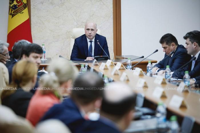 (video) Ședința Guvernului prezidată de prim-ministrul Pavel Filip