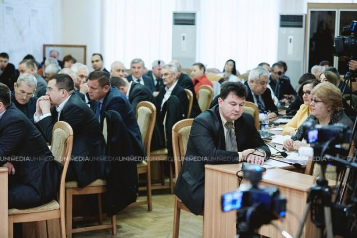 (video) Ședința săptămânală a serviciilor primăriei Chișinău