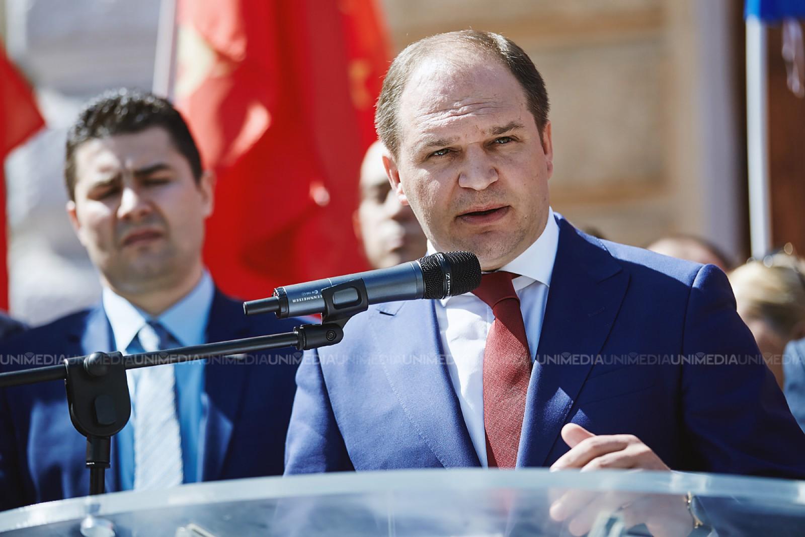 """(video)Candidatul Ion Ceban într-o conferință de presă cu tema  """"Prezentarea viziunii – Orașul care are grijă de oameni"""""""