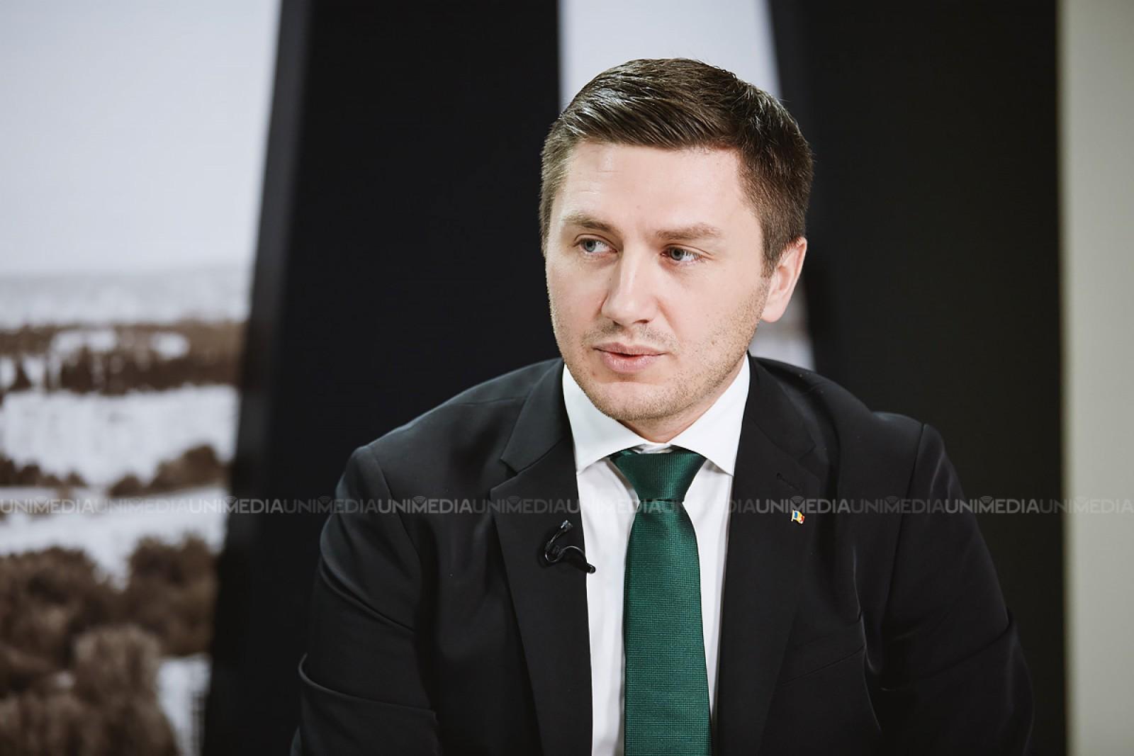 (video) Candidatul PUN la funcția de primar general, Constantin Codreanu a susținut o conferință de presă