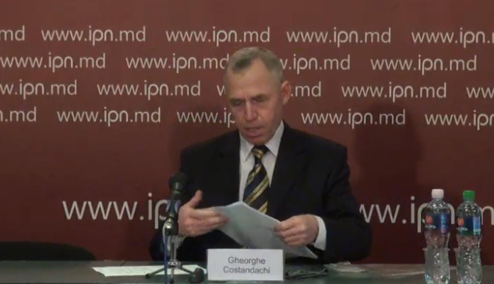 """(video) Centrul Social-Politic European organizează o conferință de presă cu tema """"O nouă viziune asupra alegerilor parlamentare - ultima șansă pentru Republica Moldova"""""""