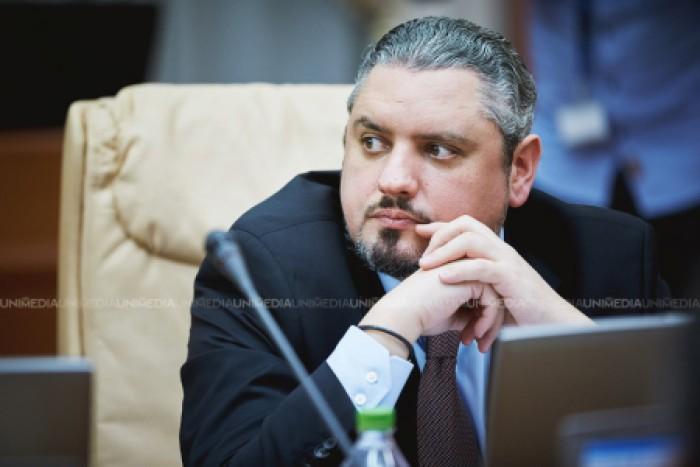 (video) Conferință de presă susținută de Andrei Galbur și Ministrul Afacerilor Externe al Lituania