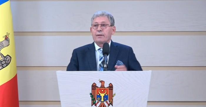 (video) Declarațiile lui Mihai Ghimpu în timpul Ședinței Parlamentului Republicii Moldova