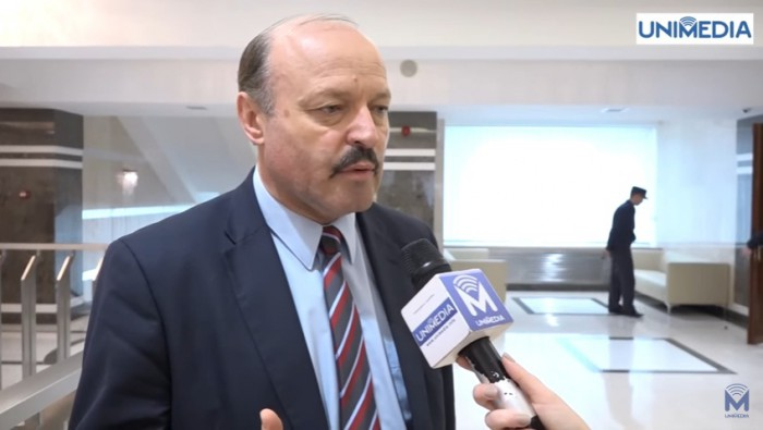 (video) Declarațiile lui Valeriu Ghiletchi în timpul Ședinței Parlamentului