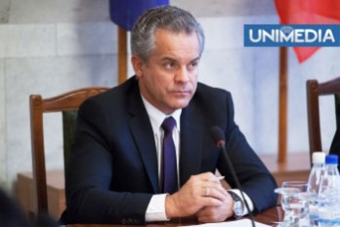 (video) Briefingul de presă a lui Vlad Plahotniuc