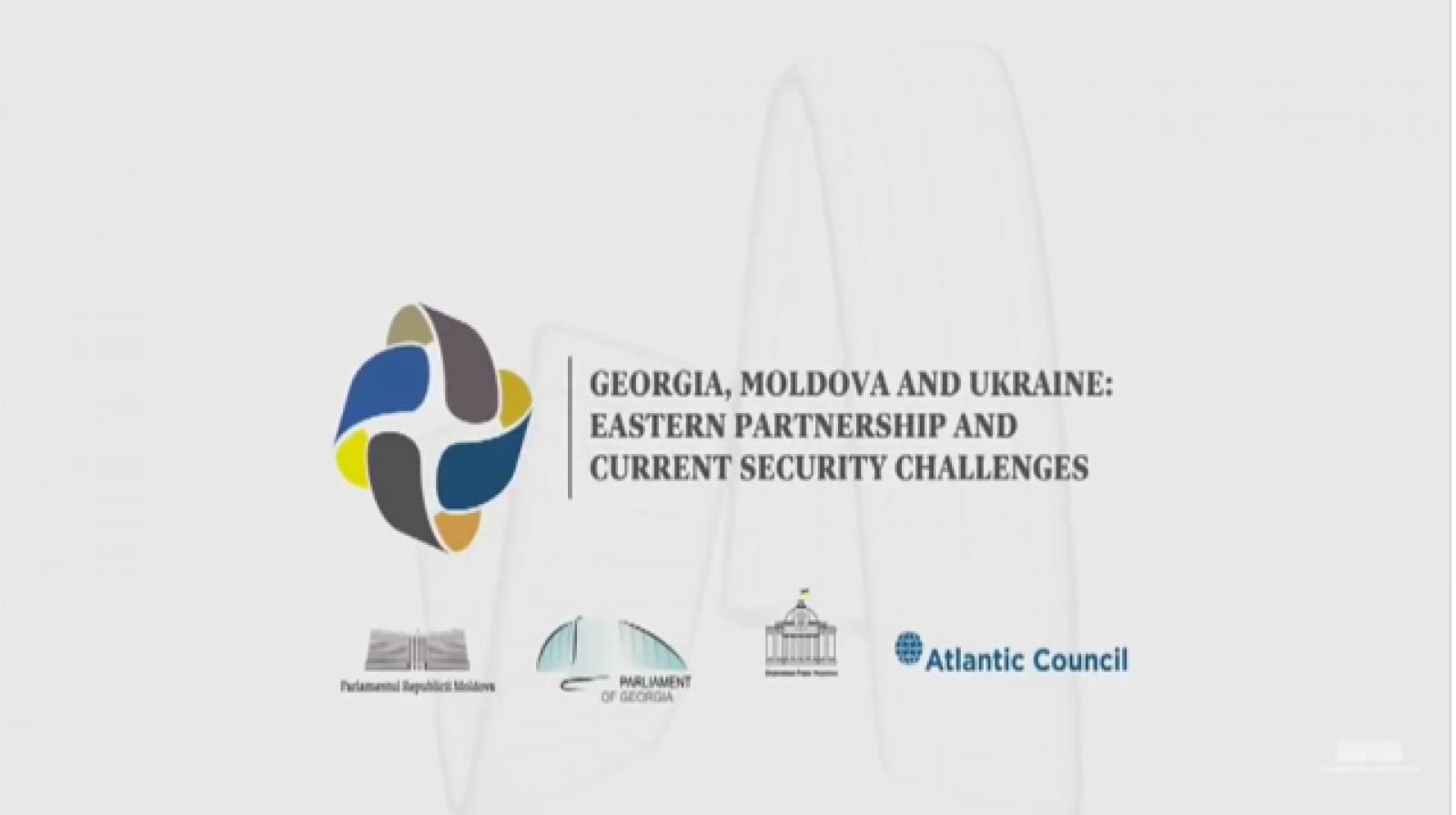 (live) Reprezentanții Parlamentelor din Georgia, Moldova și Ucraina se reunesc la Chișinău. Despre ce vor discuta