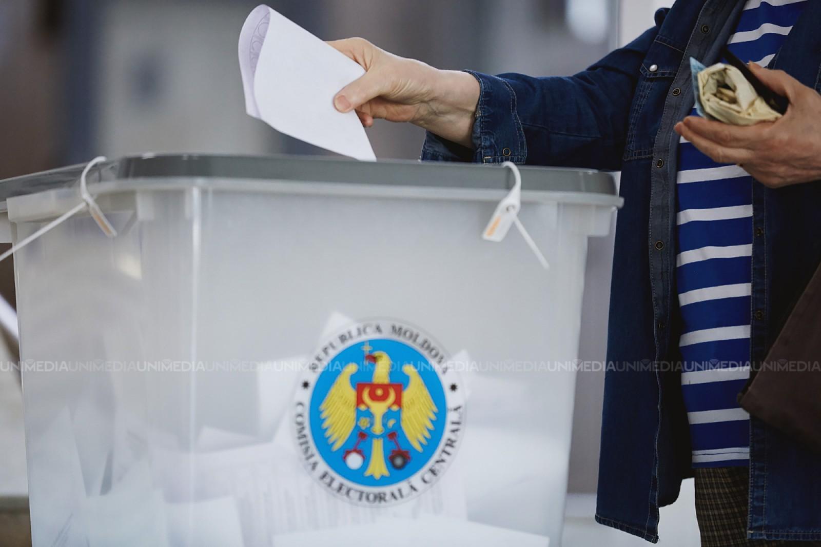 (live text) Prezența la vot 09: 30: Numărul de alegători este mai mare decât în turul I