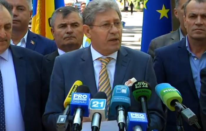 (video) PL vrea demiterea lui Dodon prin referendum: Formațiunea lansează o campanie de colectare de semnături