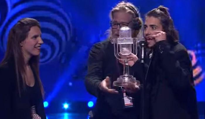 (live/update) Portugalia a devenit câștigătoarea Eurovision Song Contest 2017