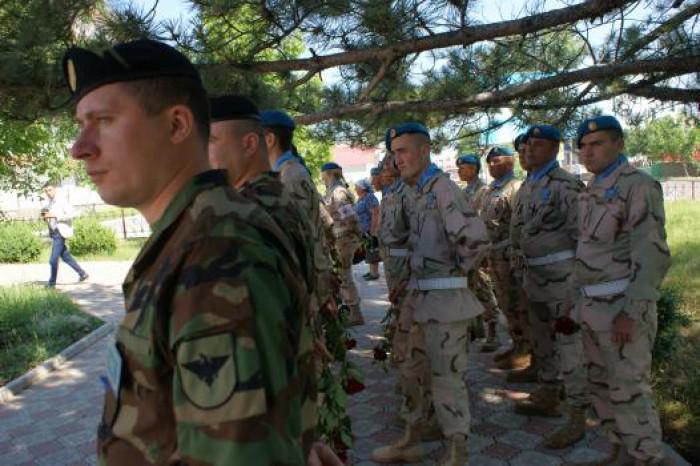 Luptele sângeroase pentru independența țării, comemorate în satul Varnița