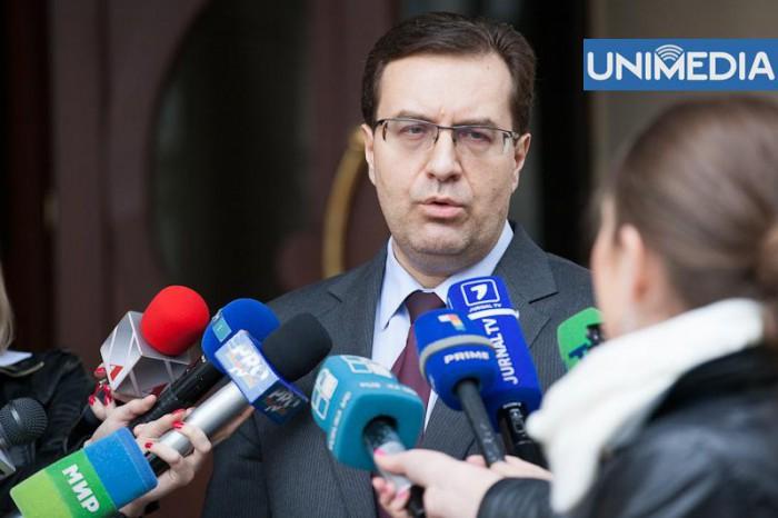 Lupu: Anularea Acordului de Asociere cu UE este o propunere extremistă