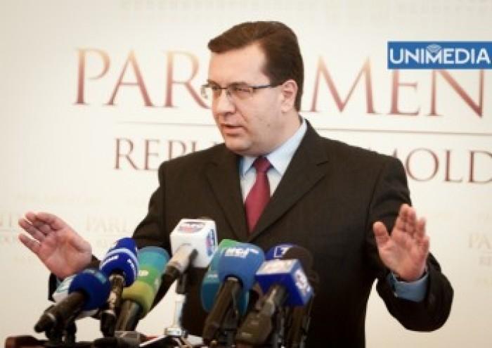 Lupu spune că PLDM s-a transformat din partener în dușman