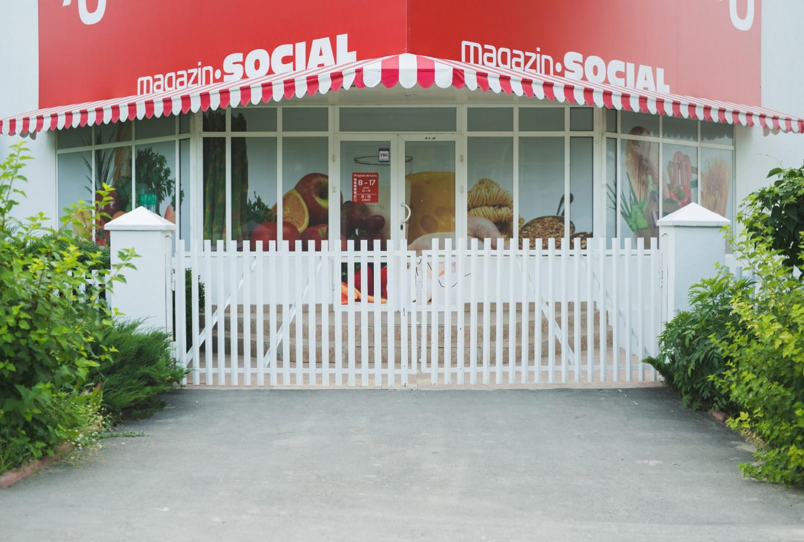 """Magazinele sociale ale Partidului """"ȘOR"""" și-au deschis ușile pentru mamele cu mulți copii"""