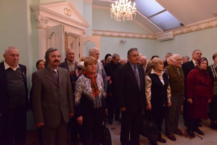 (foto) Mai bine de jumătate de secol de iubire. 51 de cupluri din capitală și-au serbat nunta de aur și cea de diamant