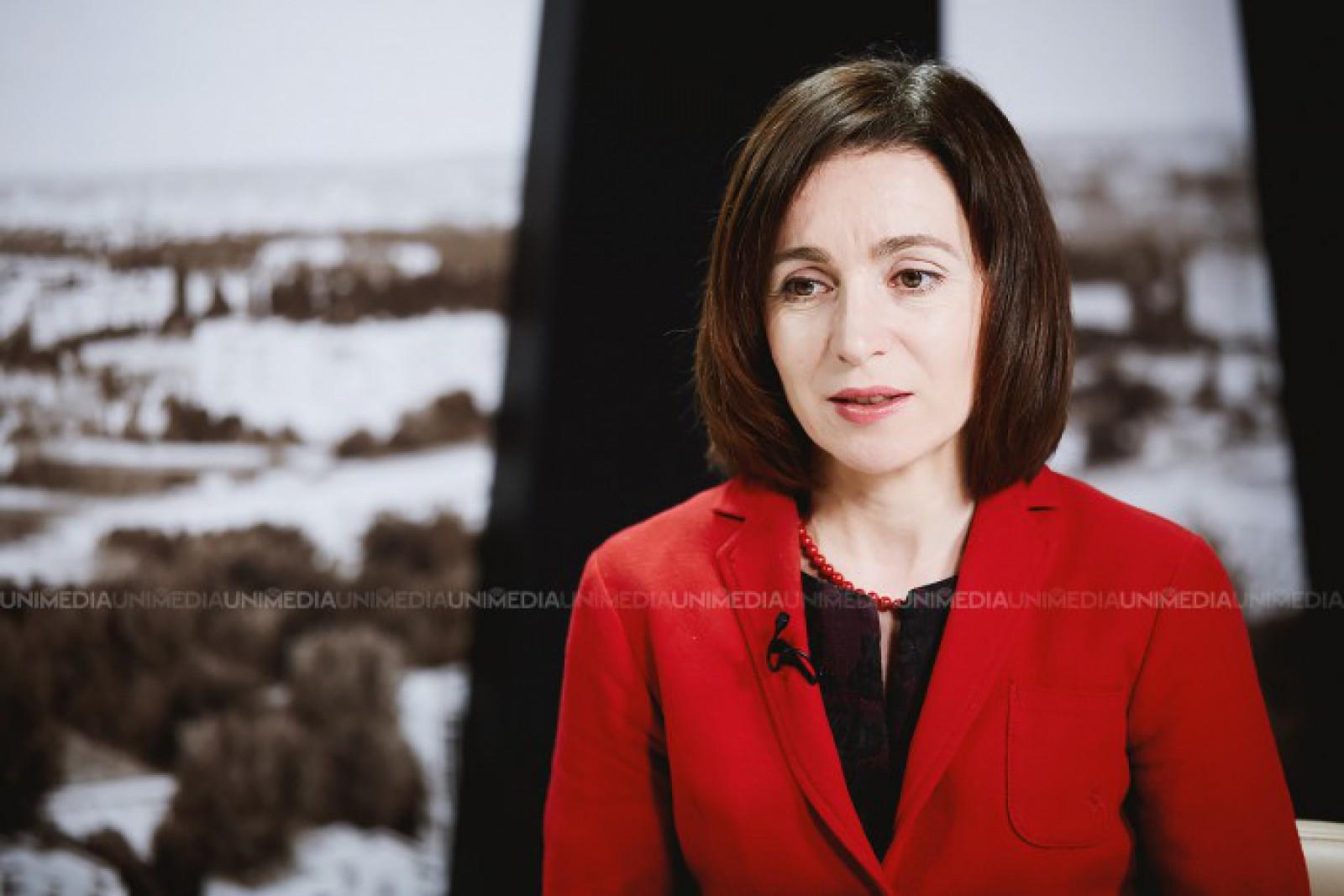 Maia Sandu, despre numirea noilor șefi de Direcții din cadrul Primăriei: Absolut ilegal, fără niciun fel de concurs și cu încălcarea competenței