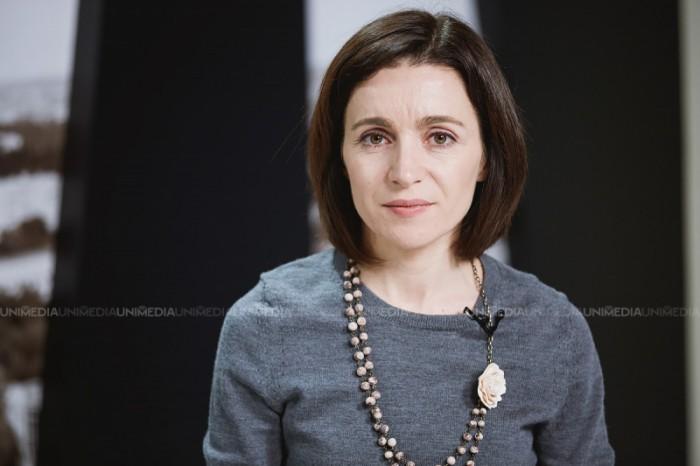 Maia Sandu: CC a permis ca una din cele mai importante funcții în stat să fie deținută de o persoană care nici nu era în drept să participe la concurs