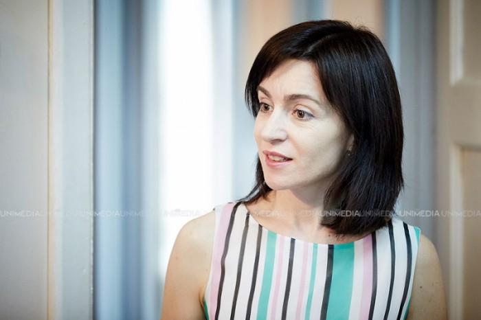 Maia Sandu: Conducerea PL și PD a refuzat categoric să discute cu mine