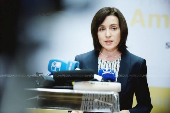 Maia Sandu: Partidul Democrat îi responsabilizează pe deputații traseiști
