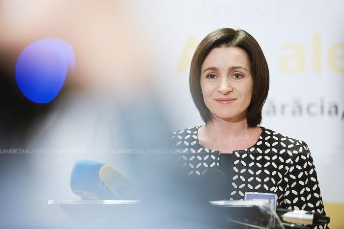 (video) Maia Sandu, după interogatoriul de la PCCOCS: Mi s-a înaintat calitatea de martor