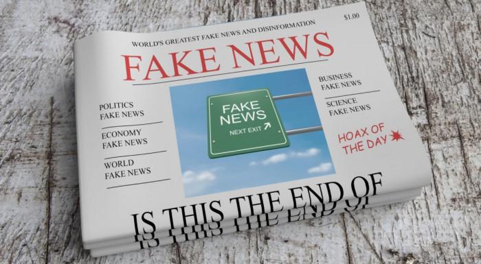 Studiu: Știrile false nu au nici o soluție pentru a fi eliminate
