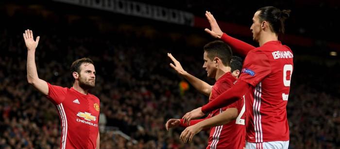 Manchester United va face deplasarea la Bruxelles. Echipa lui Mourinho va juca cu Anderlecht în sferturile  Ligii Europa