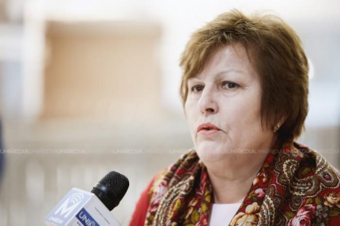 Maria Ciobanu, despre candidatura lui Eugen Sturza la Ministerul Apărării: Fostul meu elev m-a convins că trădarea se transmite genetic