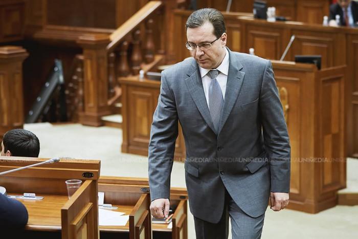 Marian Lupu s-a supărat? Liderul PD nu a mers la vot în primul tur de scrutin