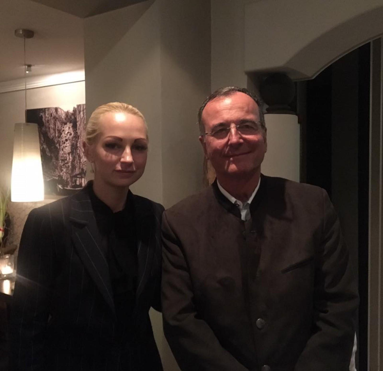 Marina Tauber l-a informat pe Franco Frattini despre tentativele de a impiedica activitatea politică a lui Ilan ȘOR
