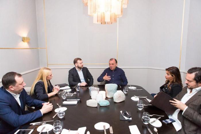Marina Tauber și avocații lui Ilan Șor au avut întrevederi cu mai mulți europarlamentari la Bruxelles