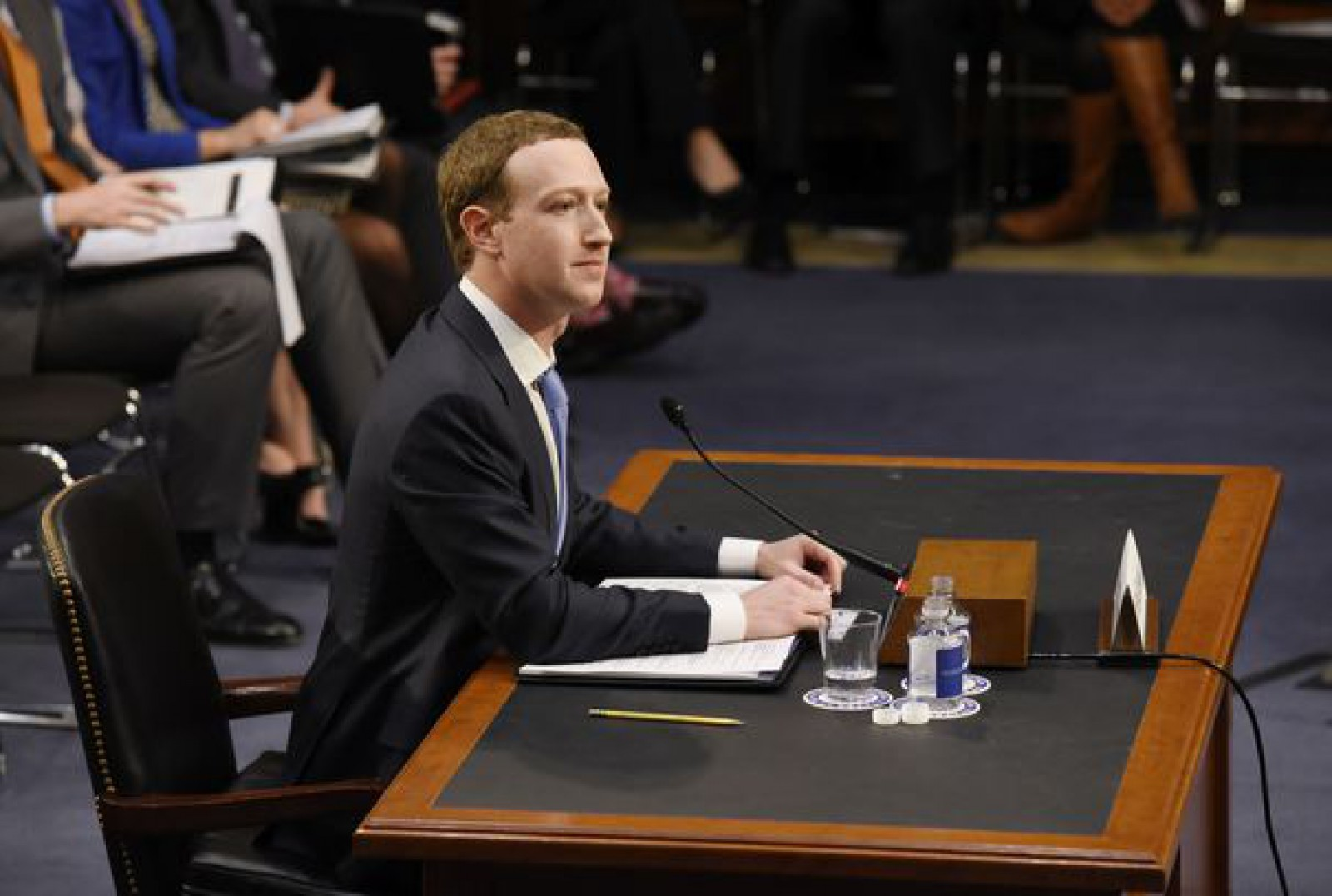 Mark Zuckerberg se va întâlni cu reprezentanţii Parlamentului European la Bruxelles