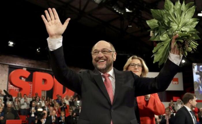 Martin Schulz, ales lider al social-democraților germani cu 100% din voturi