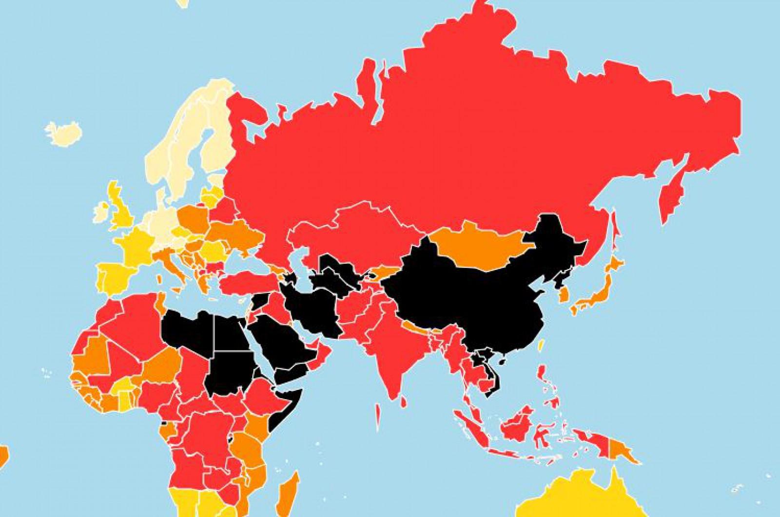 """""""Mass-Media, folosită pe post de armă"""": Pe ce poziție se clasează libertatea presei din RM într-un top mondial"""