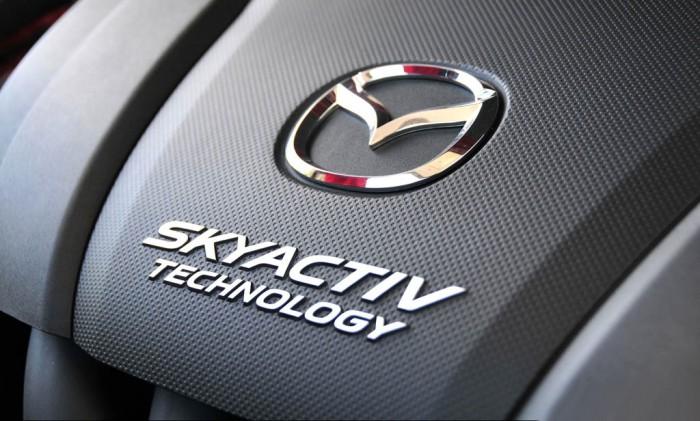 Mazda anunţă o nouă familie de motoare care aprinde benzina şi aerul prin comprimare