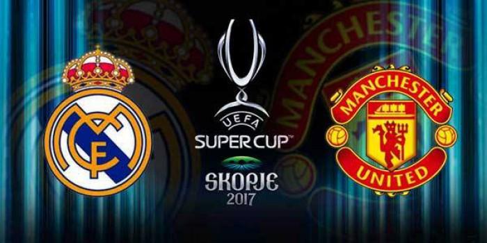 Meci de vis în capitala Macedoniei. În această seară, de la 21.45 se va desfășura Supercupa Europei UEFA