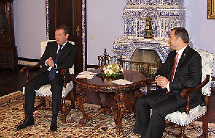 Medvedev: Federația Rusă pledează pentru integritatea Republicii Moldova