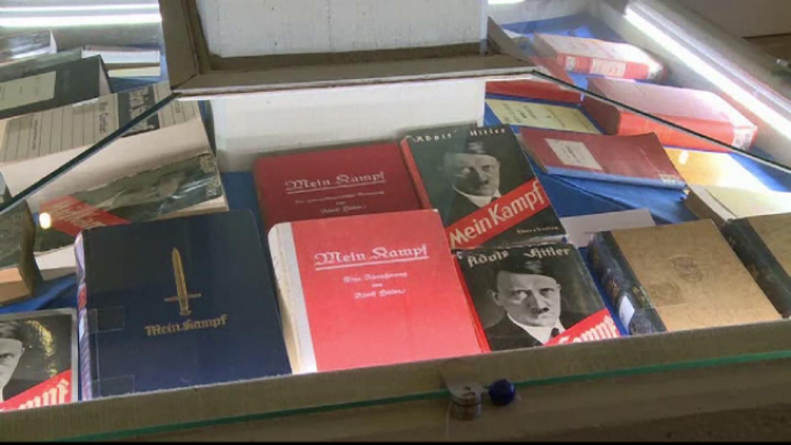 """""""Mein Kampf"""", permisă în închisori, dar romanele fantasy și sonetele lui Shakespeare sunt interzise"""