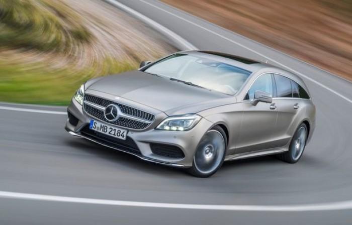 Mercedes benz ar putea renun a la cls shooting brake for Mercedes benz fayetteville ar