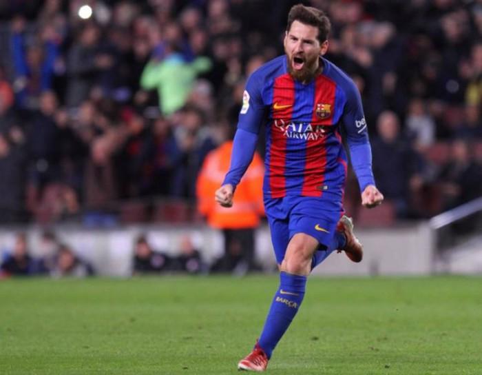 Messi a făcut din nou diferența! Argentinianul a calificat-o pe Barcelona în sferturile Cupei Spaniei