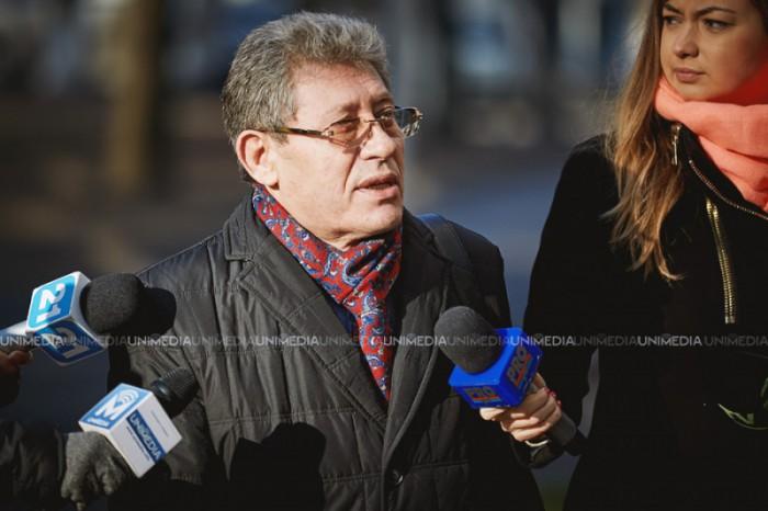 Mihai Ghimpu îl va acționa în judecată pe Iulian Fota: A adus prejudicii imaginii mele
