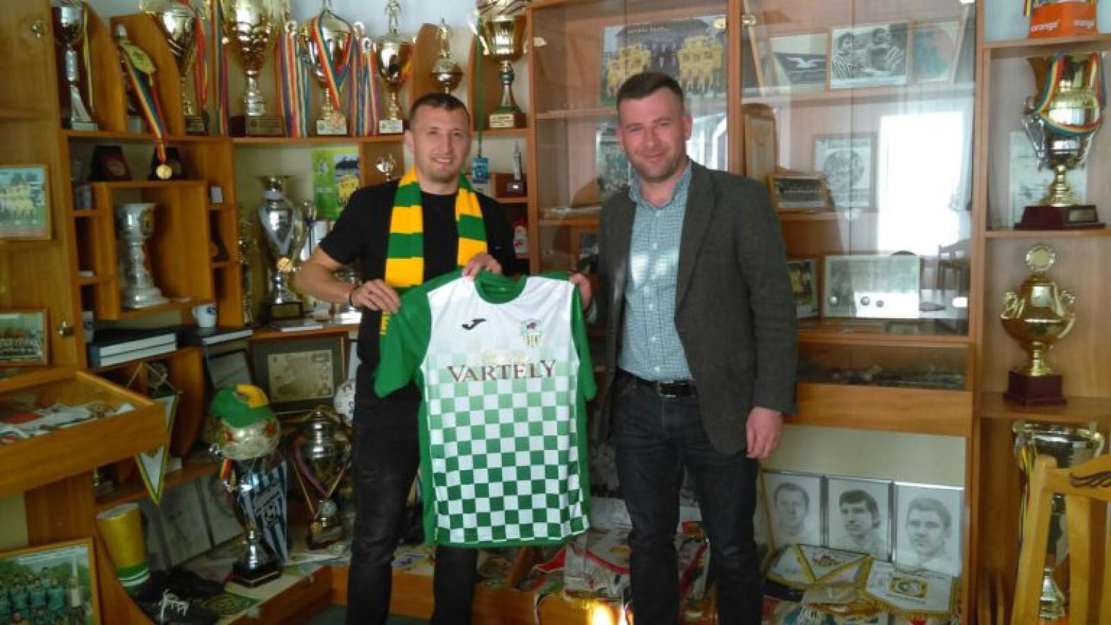 Mijlocașul naționalei Moldovei Eugen Sidorenco a revenit la Zimbru Chișinău
