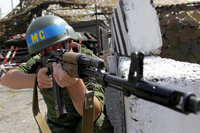 """Militarii ruși din Transnistria au învățat limba """"moldovenească"""""""