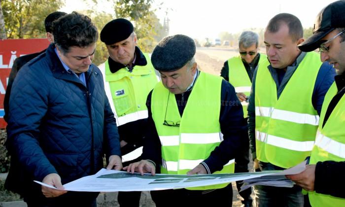 Ministerul Economiei și Infrastructurii: Circulația pe drumul de ocolire a orașului Ungheni va fi deschisă pe 31 octombrie 2017