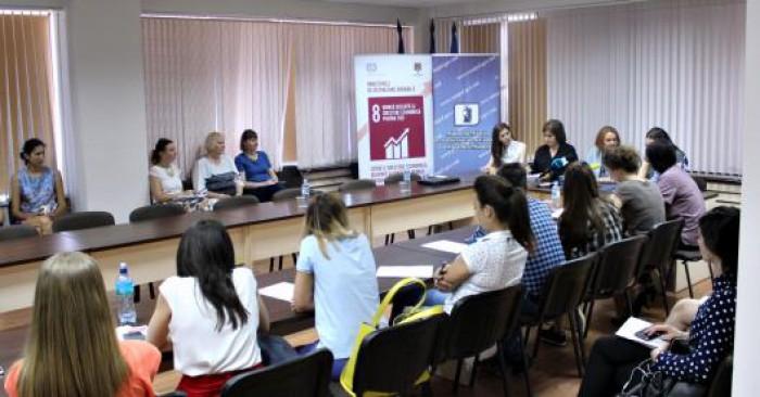 Ministerul Muncii vine cu un nou proiect pentru persoanele fără un lucru stabil: Șomerii necalificați, în special tinerii, vor beneficia de instruiri la locul de muncă
